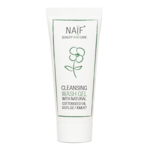 Naïf Baby Care - Cleansing Wash Gel MINI