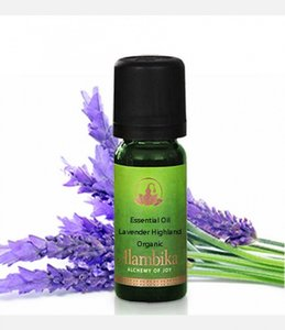 Alambika - Etherische olie: Lavender Highland Biologisch Gecertificeerd 10 ml