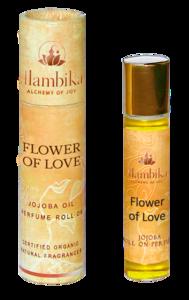Alambika - Parfum Roll-On: Flower of Love