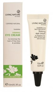 Firming eye cream | Living Nature