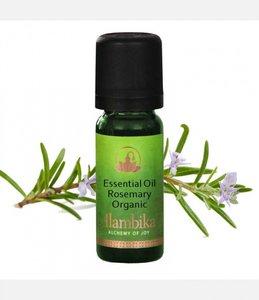 Alambika - Etherische olie: Rosemary / Rozemarijn Biologisch Gecertificeerd 30 ml
