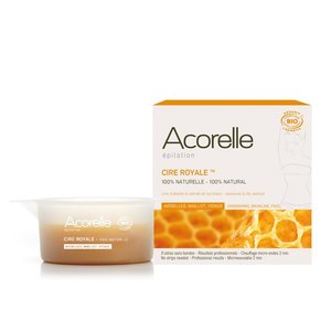 Acorelle - Cire Royale: Beeswax & White Lily Extract