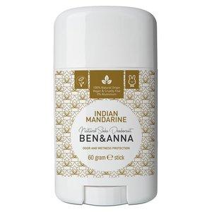 Ben & Anna - Natuurlijke Deodorant Stick: Indian Mandarine