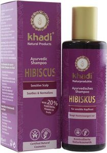 Khadi - Hibiscus Shampoo 210 ml