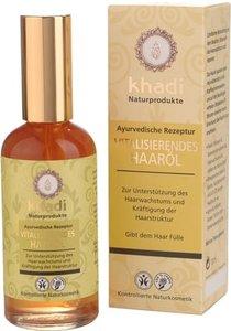 Vitalising hair oil   Khadi
