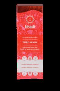 Pure Henna Red | Plantaardige haarverf