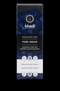 Hair Colour: Pure Indigo Zwart