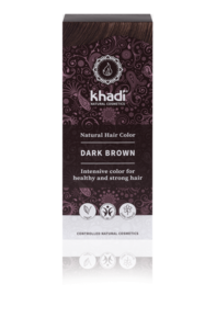Dark Brown | Khadi haarkleuring