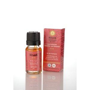 Khadi - Face & Body Oil: Rose 10 ml