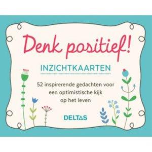 Denk positief kaartjes | Deltas