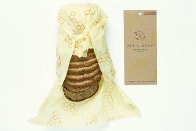 Bijenwas doek om brood te verpakken