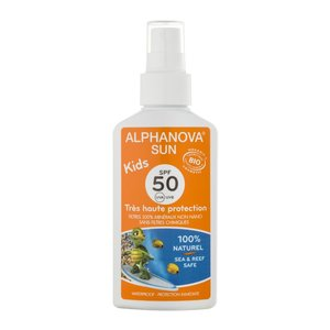 Alphanova - Bio Sun Spray SPF50 Kids