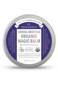 Dr. Bronner's - Organic Magic Balm: Arnica Menthol