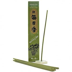 Nippon Kodo - Morning Star Wierook: Green Tea