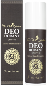 The Ohm Collection - DEOdorant Creme: Sacred Frankincense