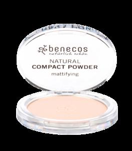 Compact powder fair