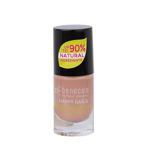 90% natuurlijke nagellak lichtroze