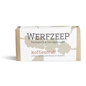 Koffiescrub   Werfzeep
