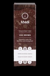 Ash Brown | Plantaardige haarkleuring