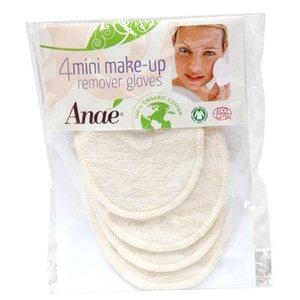 Wasbare make-up reiniging pads