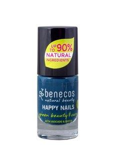 Blauwe nagellak Nordic Blue