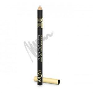 INIKA - Biologische Vegan Eye Pencil: White Crystal