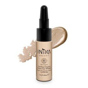 INIKA - Biologische Cream Eyeshadow: Champagne