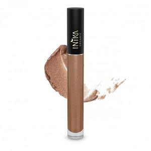 Lipglaze: Cappuccino   INIKA - Biologische Vegan Lip Glaze: Cappuccino