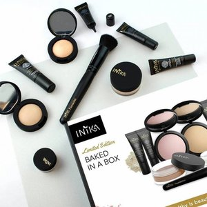 INIKA - Face In A Box Starter Kit