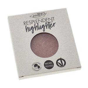 Highlighter golden pink