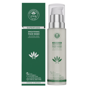 PHB Ethical Beauty - Superfood Face Wash: Brightening