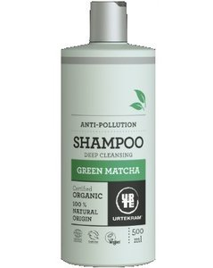Deep Cleansing Shampoo: Green Matcha