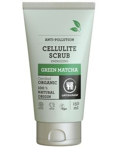 Urtekram - Cellulite Scrub: Green Matcha Tube