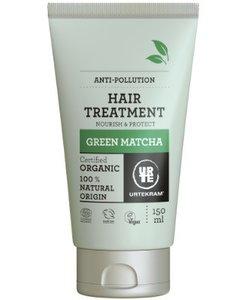 Hair Treatment: Green Matcha