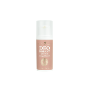 DEOdorant Creme: Orange Blossom