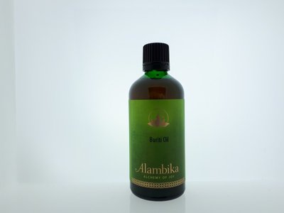 Alambika - Basis olie: Buriti Olie 100 ml (tht: 07-2019)