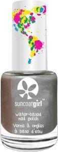 Suncoat Girl - Non Toxic Nagellak: Starlight Silver