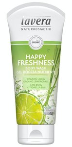 Lavera - Body Wash Happy Freshness: Organic Lime & Organic Lemongrass