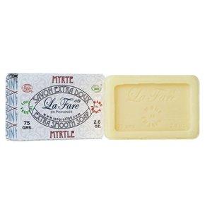 La Fare 1789 - Smooth Soap: Myrte