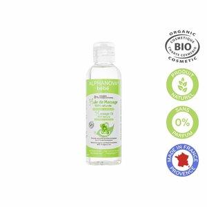 Biologische massage olie