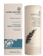 Verfrissende bodylotion | Living Nature
