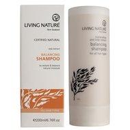 Balancing shampoo | Living Nature